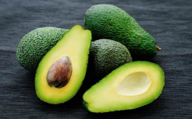 almond-oil-and-avocado